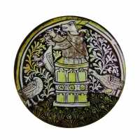 Coaster - Reynard  (c) Stained Glass Museum