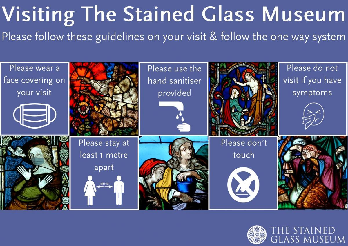 (c) Stained Glass Museum