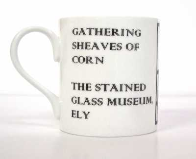 Mug back  (c) Stained Glass Museum