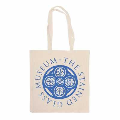 SGM Tote Bag  (c) Stained Glass Museum