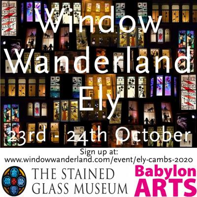 window wanderland  (c) Stained Glass Museum